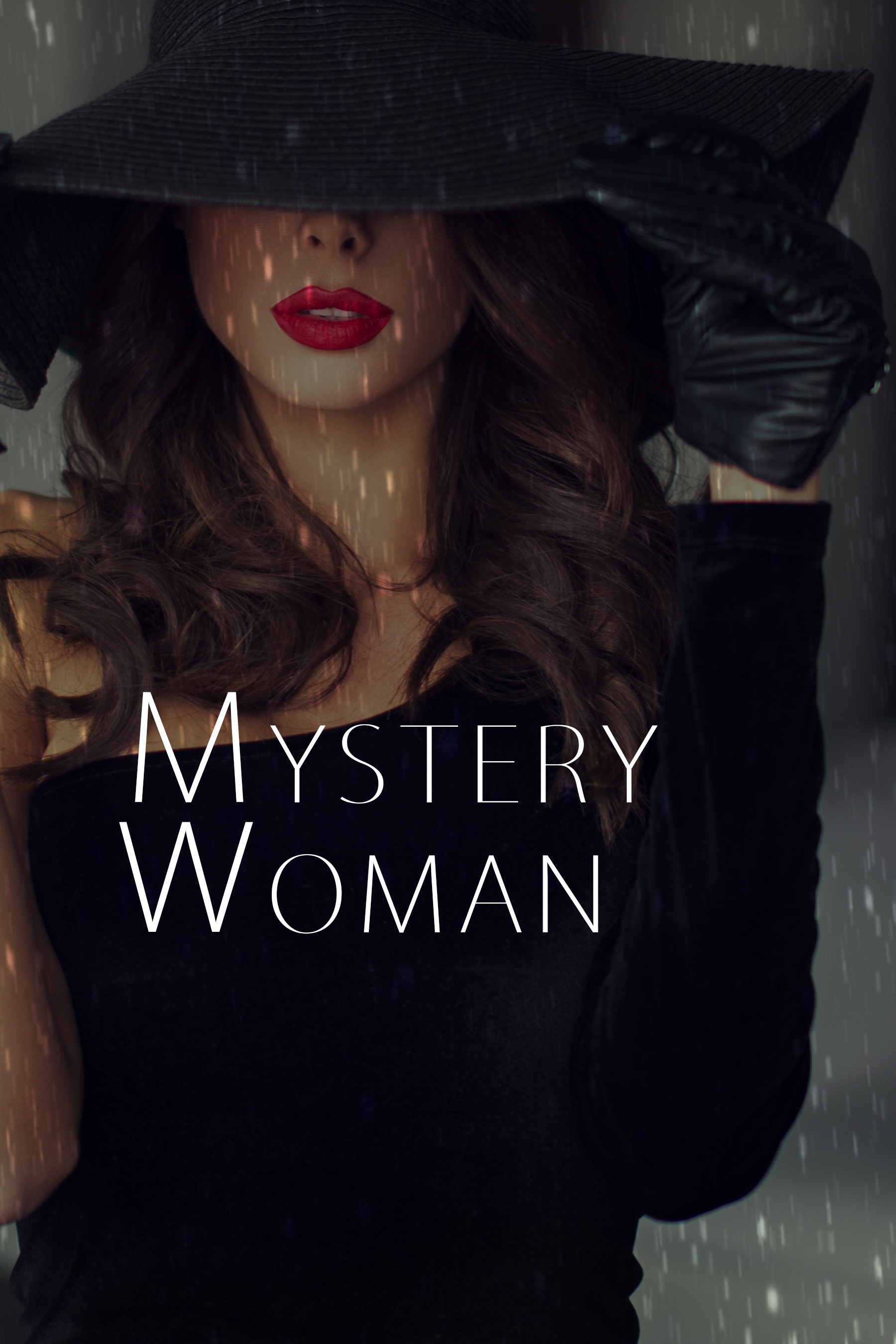 Mystery woman: what is she 34